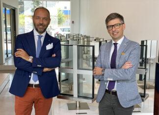 Davide Roveda (a sinistra) e Leonardo Fatticcioni (a destra)