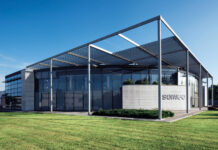 La sede di Somec a San Vendemiano (Treviso)