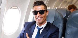 Cristiano Ronaldo (da Facebook)