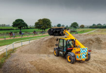 JCB 525-60E Loadall