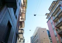 Milano, edifici anni Sessanta
