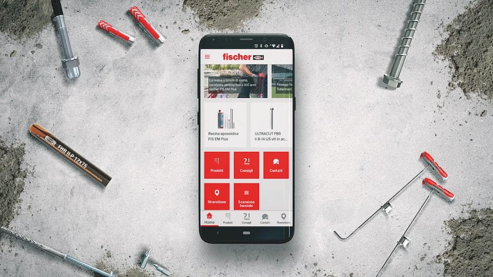 fischer-Professional-App