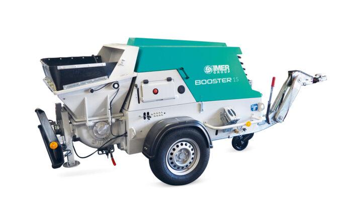imer-equipment booster-15-pompa-stazionaria-calcestruzzo