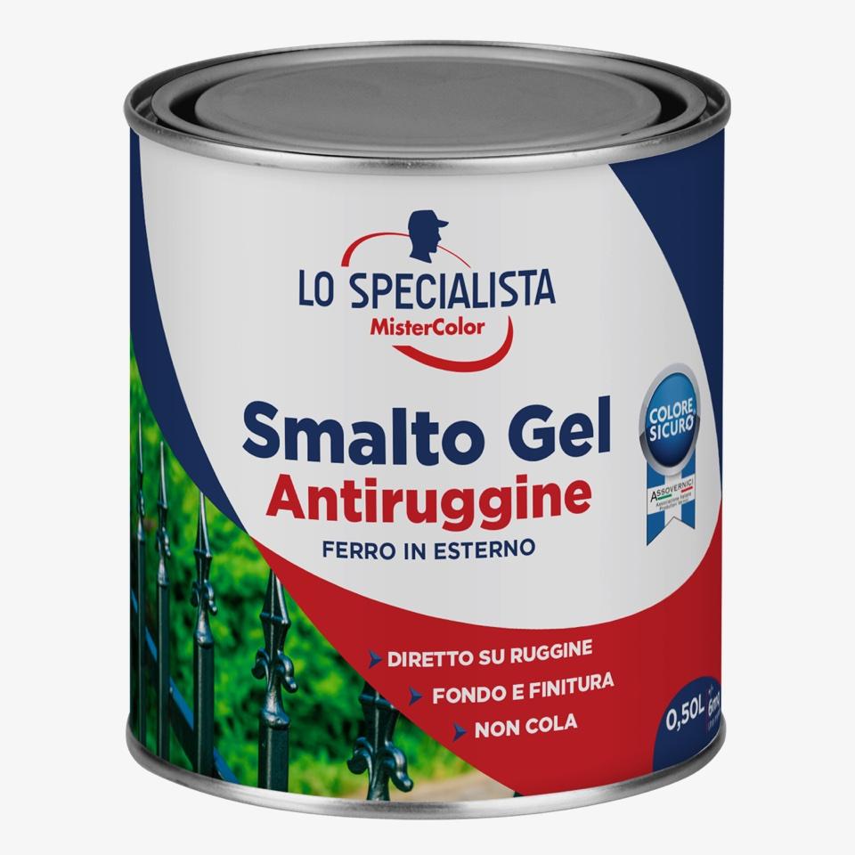 Lo Specialista-Smalto-Antiruggine-Solvente